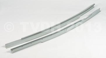 DS Onderdelen - Set watergootjes (uit 1 stuk)