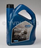 - Motorolie 20W50  5L