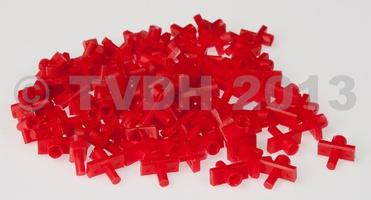 DS Onderdelen - Klemmetjes smalle sierlijsten (100 p)