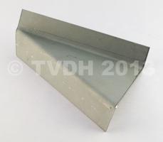 DS Onderdelen - Verstevigingsdriehoekje kriksteun links