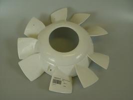2CV Onderdelen - ventilator wit