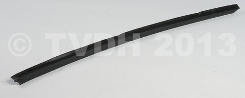 DS Onderdelen - Raamrubber buitenzijde, achter