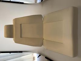 CX Onderdelen - schuimset voorstoel cx type 1 smalle hoofdsteun 5-delig