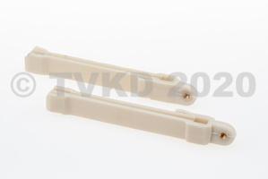 DS Onderdelen - Raamgeleider 4 mm, set van 2 stuks