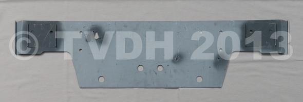 DS Onderdelen - Bodemplaat onder achteras met versteviging