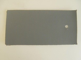 2CV Onderdelen - linnen dak licht grijs binnensluiting