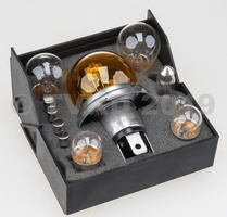 AMI 6  /  AMI 8 Onderdelen - lampenset geel 40-45 w  12 v