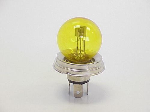 gloeilamp geel 6 v 45-40 w