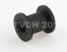 DS Onderdelen - Doorvoerrubber hydr. leiding 6,35 mm in klem