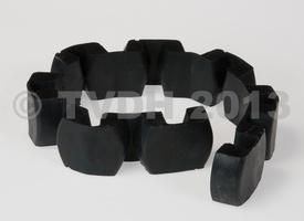 - Bibax rubber oud type aandrijfas