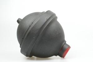 DS Onderdelen - Veerbol achter geschroefd, 26 bar revisie, LHS