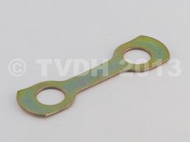 DS Onderdelen - Borgplaat remschoenen