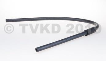 DS Onderdelen - Luchtslang DS injectie, gasklep naar luchtschuif, 103cm, DX144-221A