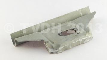 DS Onderdelen - Dakrand klem zijkant