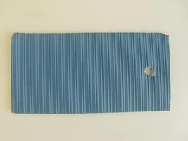 2CV Onderdelen - linnen dak blauw myosotis binnensluiting