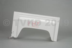 HY Onderdelen - HY achtervleugel vanaf 11/1969 links, polyester