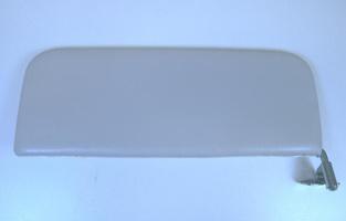 2CV Onderdelen - zonneklep links grijs
