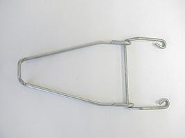 2CV Onderdelen - raamuitzetter rvs