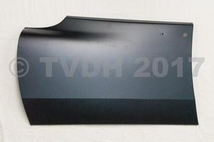 DS Onderdelen - Buitenhuid linker voordeur, oud type klink