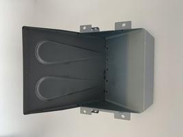 2CV Onderdelen - batterijbak in ijzer 2cv