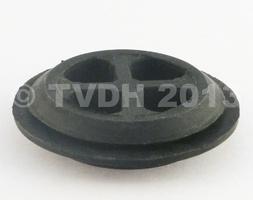 DS Onderdelen - Afdichtrubber doorsmeergat / kofferbodem