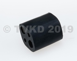 CX Onderdelen - ophangrubber achterdemper