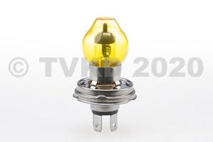 Nieuw op website - valse h4 geel 12 v