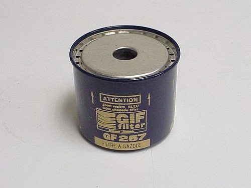 dieselfilter cx