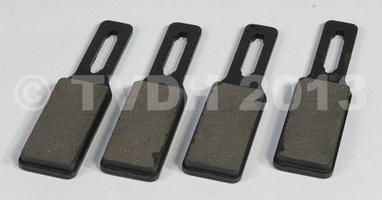 DS Onderdelen - Handremblokken