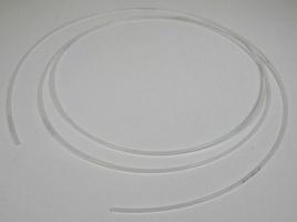 CX Onderdelen - Nylon retourleiding 4x2 mm