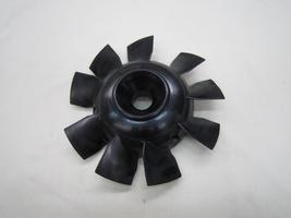 2CV Onderdelen - ventilator zwart