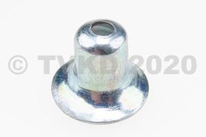 2CV Onderdelen - houder koppelingskabel-handremkabel