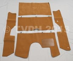 DS Onderdelen - Complete Pallas vloermatset. Meerdere kleuren mogelijk