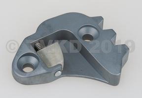 HY Onderdelen - Slotvanger aluminium rechts