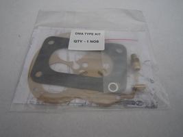 DS Onderdelen - Revisieset carburator Weber 28/36 DM  DMA
