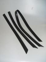 2CV Onderdelen - kofferklep rubberset