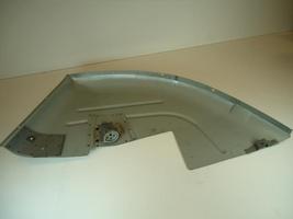 2CV Onderdelen - binnenscherm rechts achter met gordelversteviging