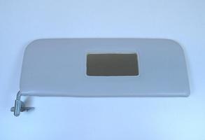 2CV Onderdelen - zonneklep rechts grijs