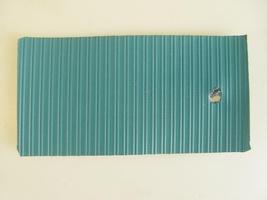 2CV Onderdelen - linnendak blauw lagune versterkt