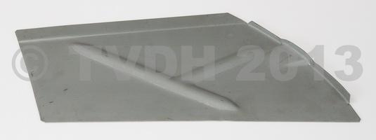 DS Onderdelen - Plaat achter wasbord zijkant rechts