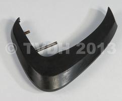 DS Onderdelen - Stootrubber voorbumper oud type, rechts