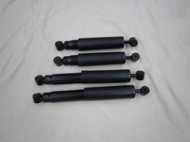 2CV Onderdelen - schokbrekerset op gas 4 st