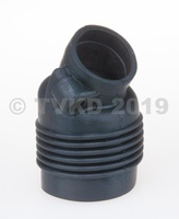 CX Onderdelen - luchtinlaatrubber cx 24 GTI - 25 GTI metalen luchtinlaat