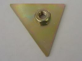 2CV Onderdelen - spiegelsteun driehoekje