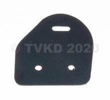 DS Onderdelen - Rubber tussen bumper en bumperhoek voor