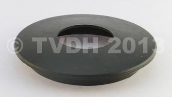 DS Onderdelen - Benzinevulpijp doorvoerrubber zwart