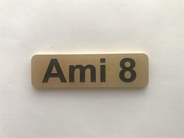 AMI 6  /  AMI 8 Onderdelen - monogram ami 8