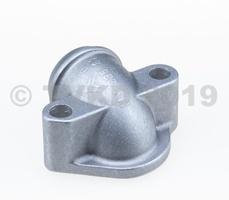 HY Onderdelen - Aluminium bocht van waterpomp naar motorblok