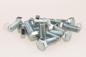 Bouten-moeren-bevestigingsmaterialen etc - bout m 7 15 st 16 mm