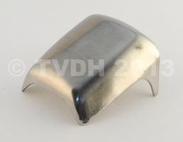 DS Onderdelen - Middenstuk bumper chroom